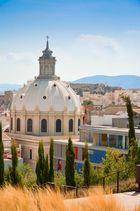 Kuppelbau in Cartagena, Spanien