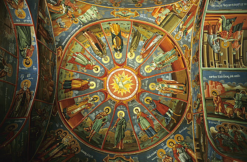 Kuppelmalerei