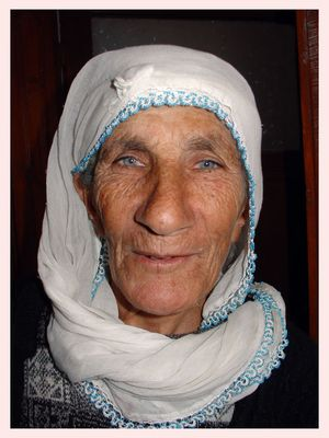 Kurdische Frau