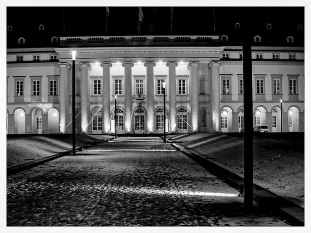 Kurfürstliche Schloss in Koblenz