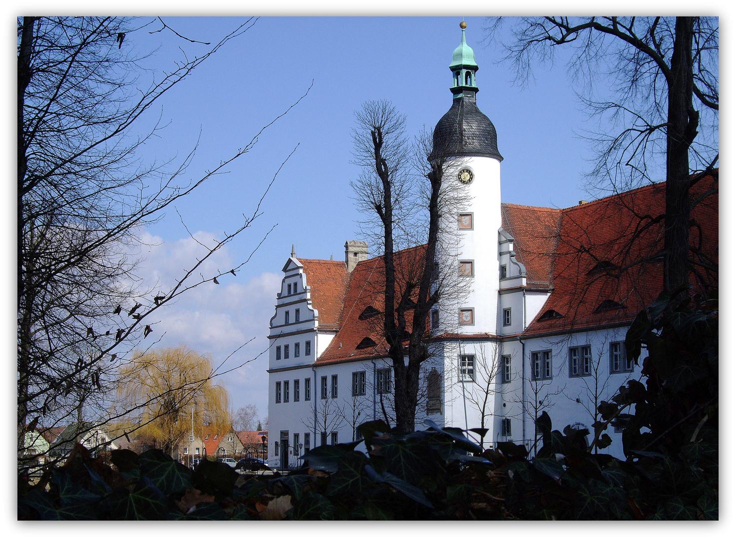 Kurfürstliches Stallgebäude (Altes Schloss)
