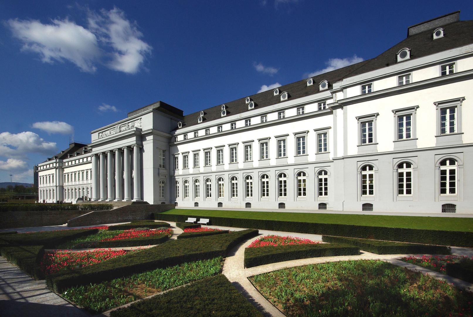 Kurfürstl.Schloss Koblenz (2)