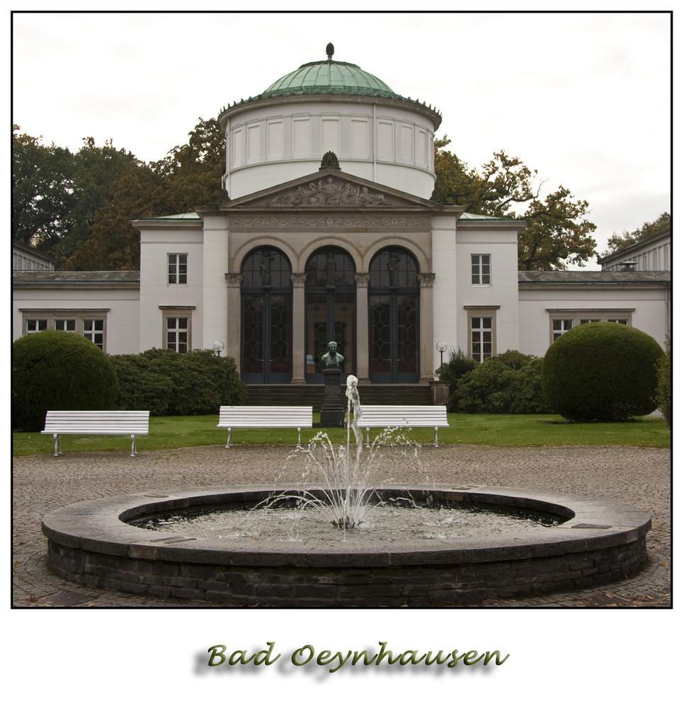 Kurhaus Bad Oeynhausen...