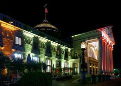 Kurhaus Wiesbaden Ball des Weines illuminiert (3)