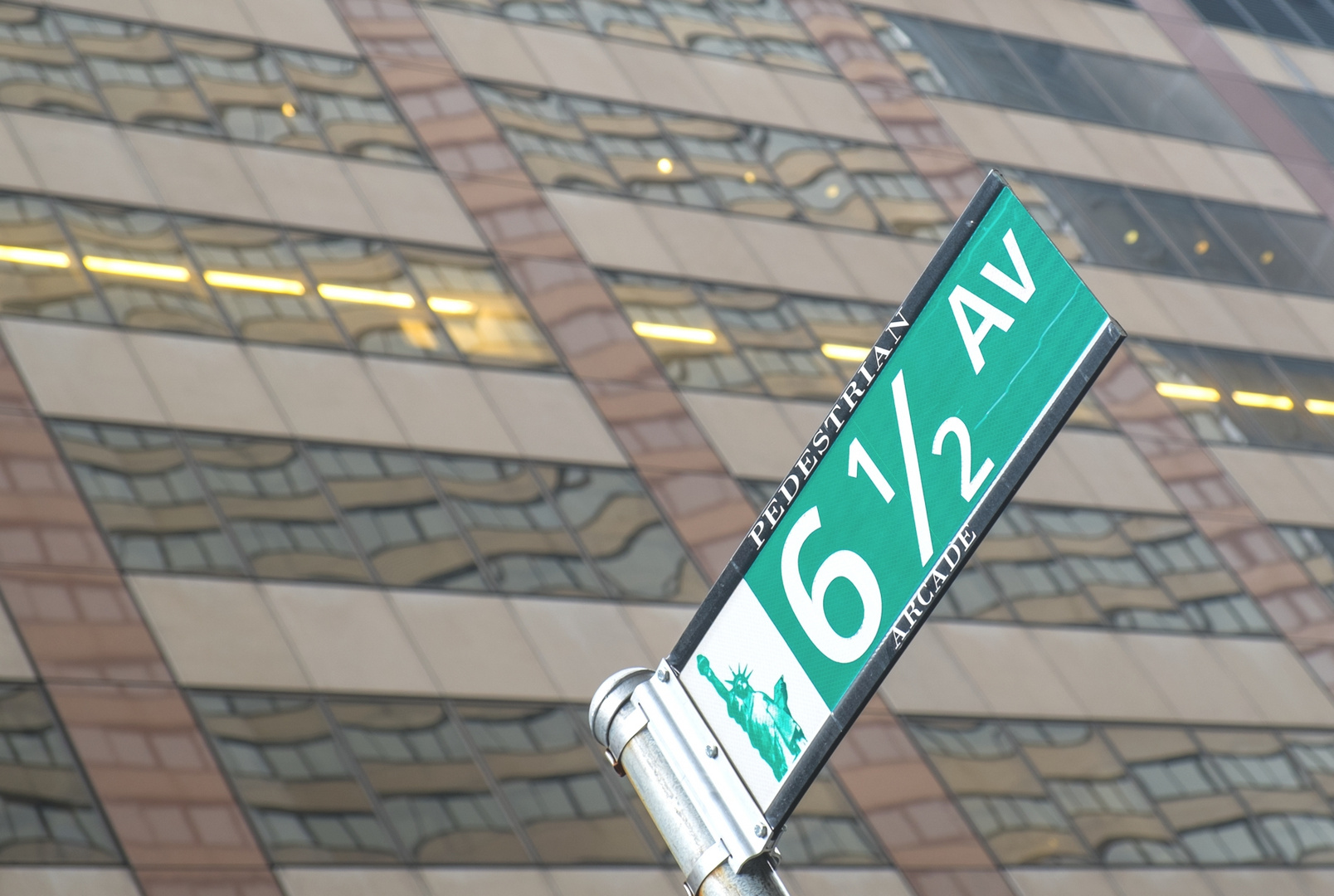 kurios - 6 1/2 Avenue