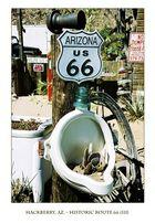 kuriose Antiquitäten an der Route 66