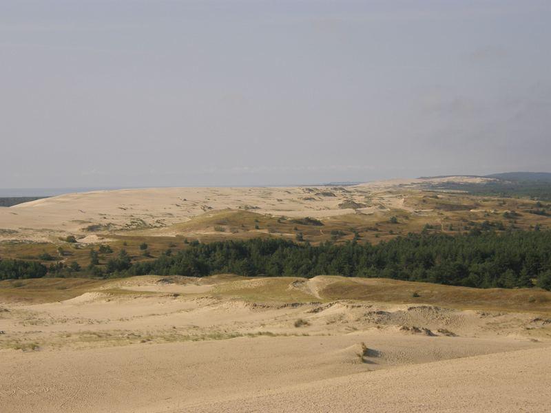 Kurische Nehrung - Sahara des Ostens