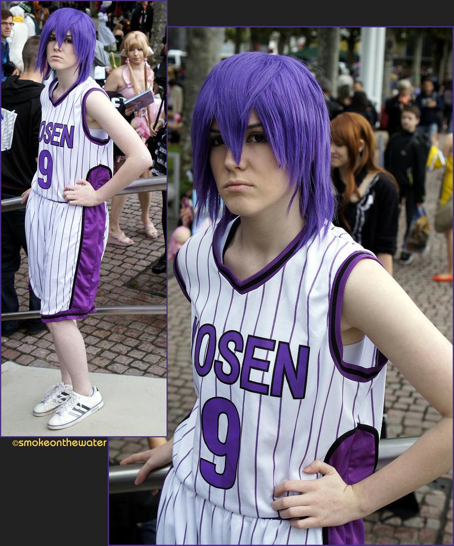 Kuroko's Basketball Yosen High Team