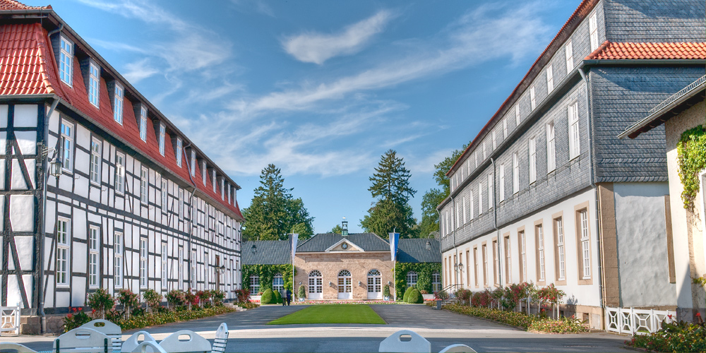 Kurpark -Bad Driburg
