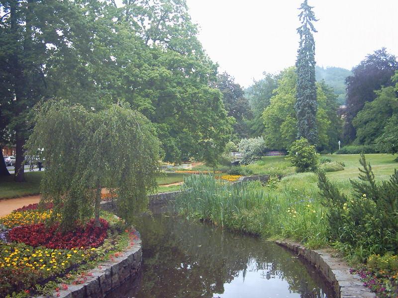 Kurpark Marienbad