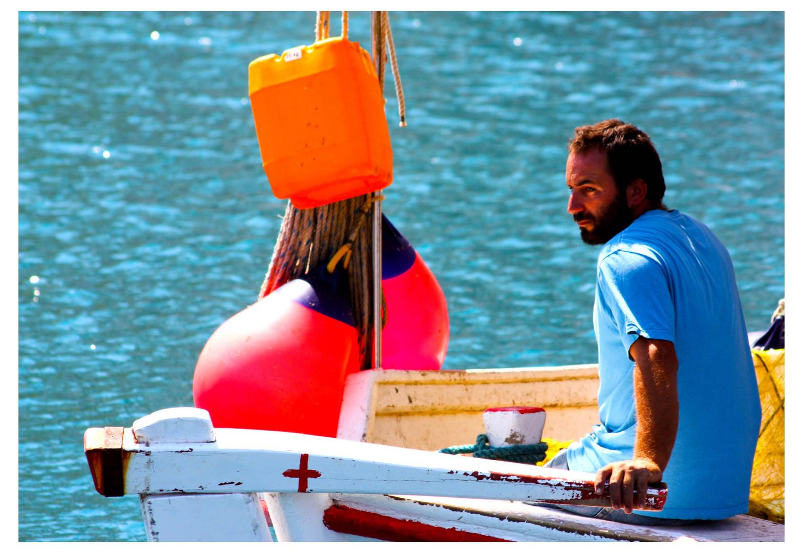 Kurs halten - auch in schwierigen griechischen Gewässern
