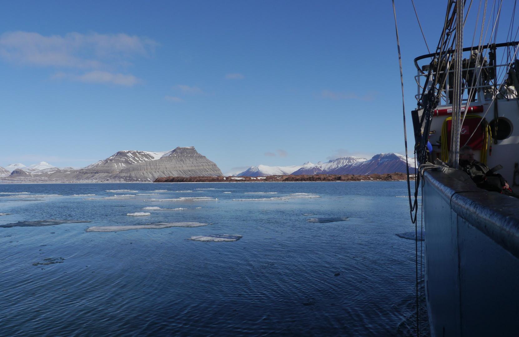 """Kurs """"Pyramiden"""" - Spitzbergen"""