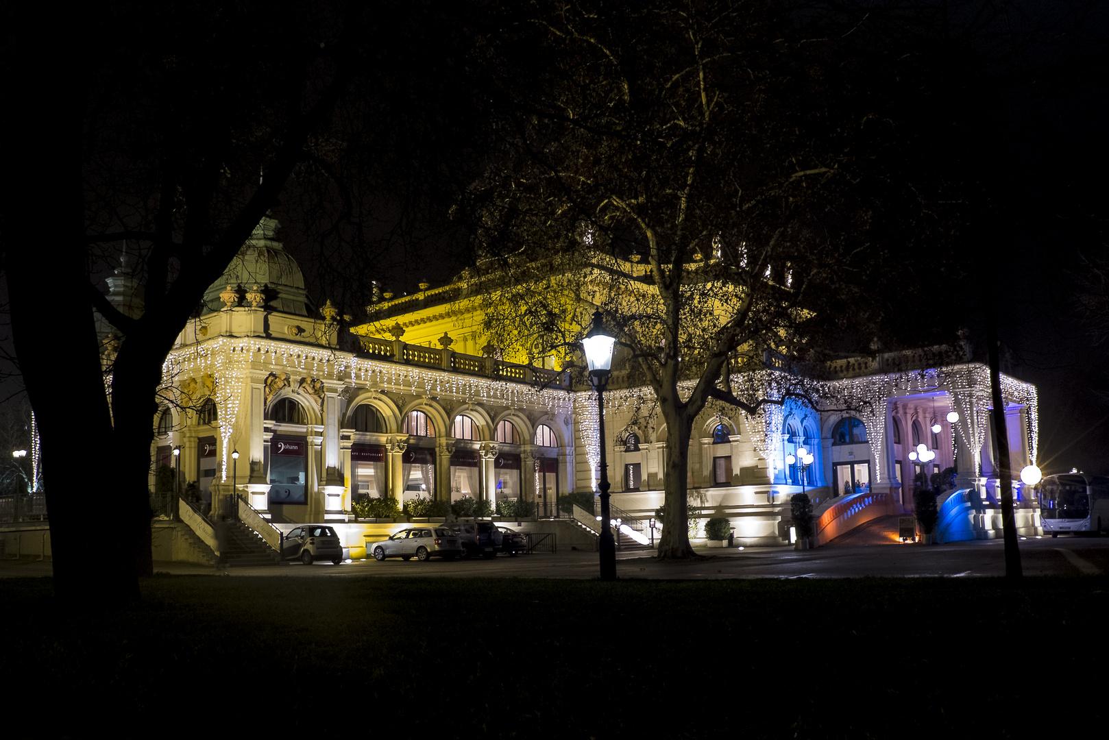Kursalon in Wien am Silvesterabend 2013