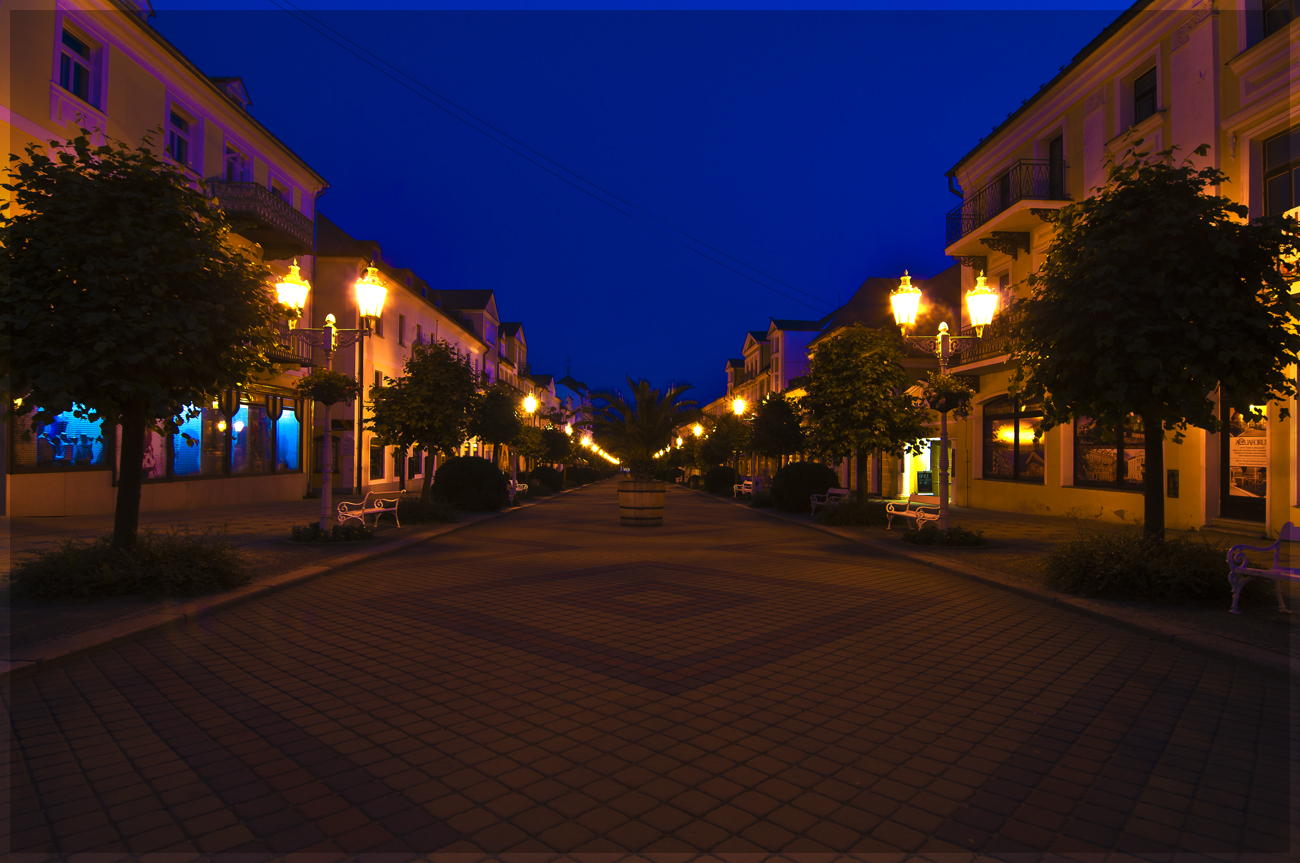 *** Kurstadt Franzensbad ***