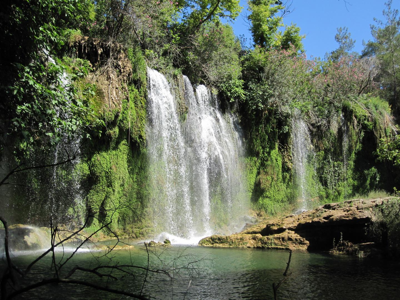 Kursunlu Wasserfall