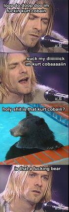kurt & bear