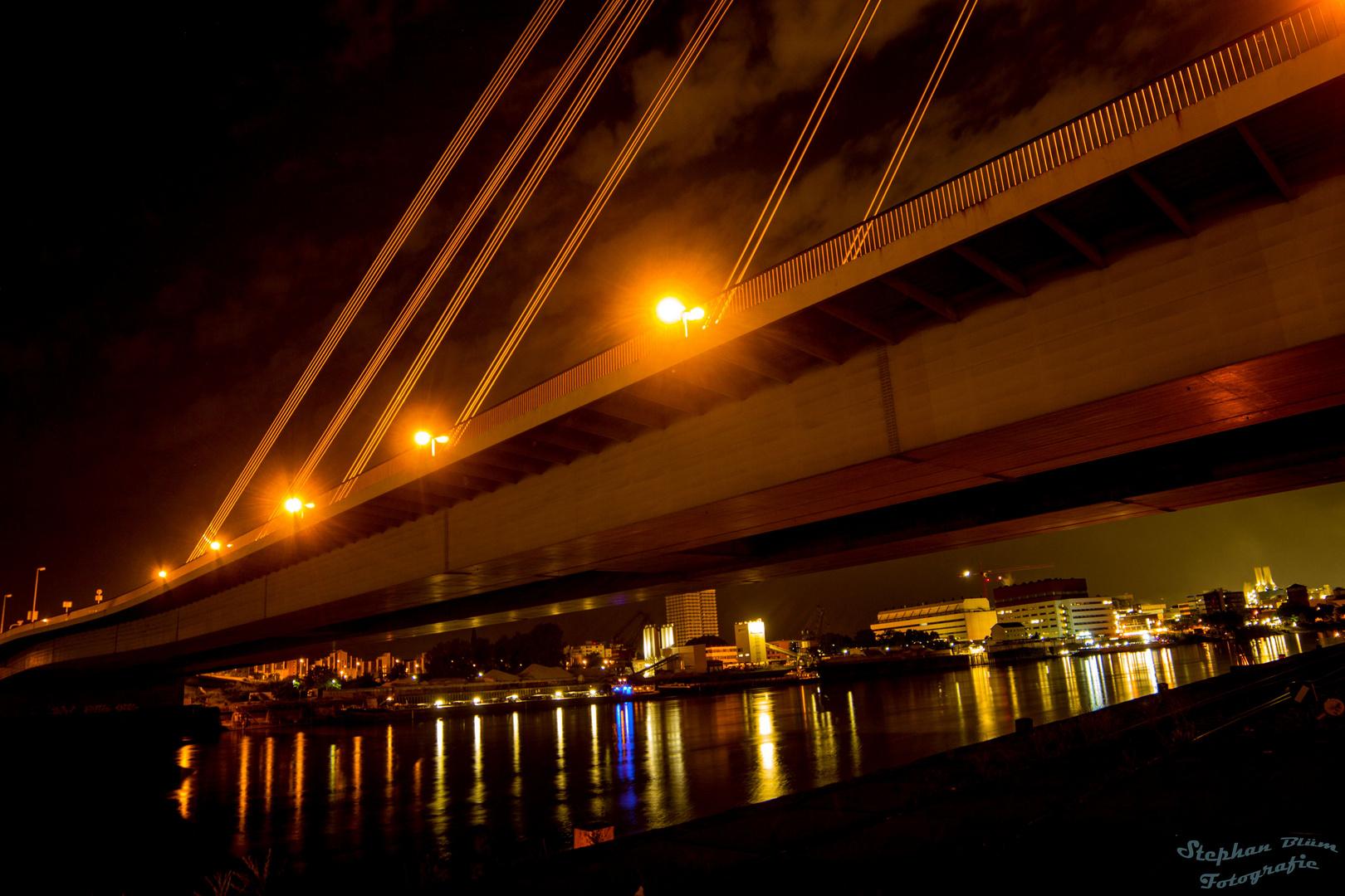 Kurt-Schuhmacher-Brücke Mannheim