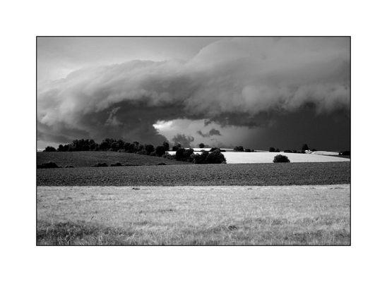 Kurz bevor mich der Sturm ...2