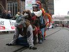 Kurz vor dem Bremer Marathon 2013
