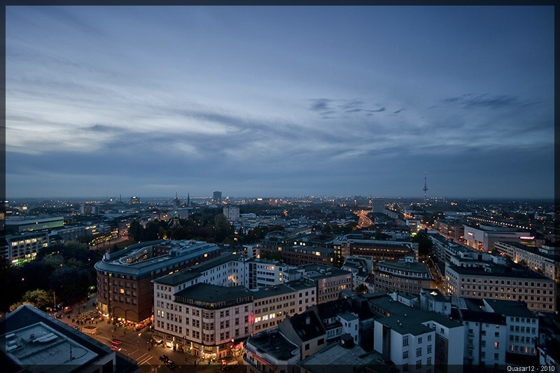 Kurz vor dem Schnee - Bremen
