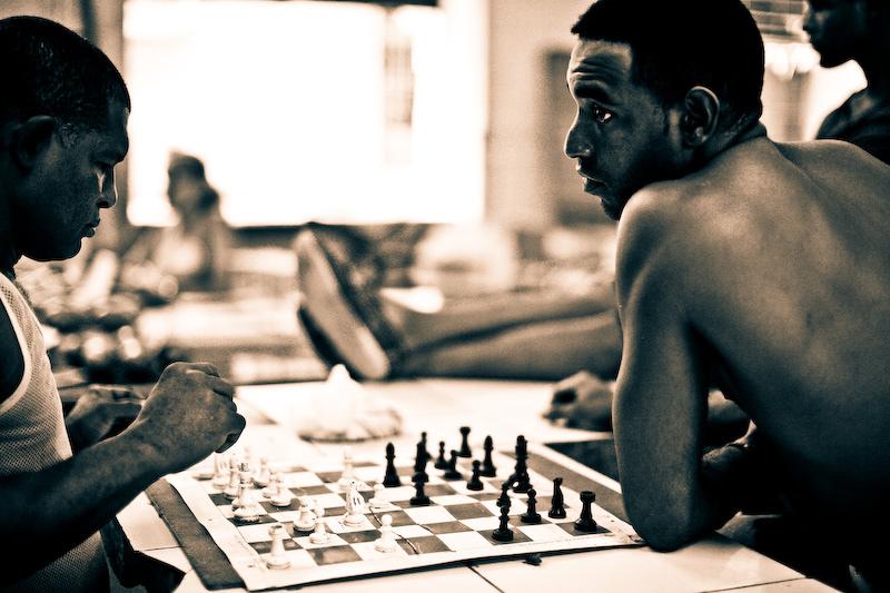 kurz vor Feierabend in Kuba