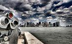 kurze zwischenlandung in new york
