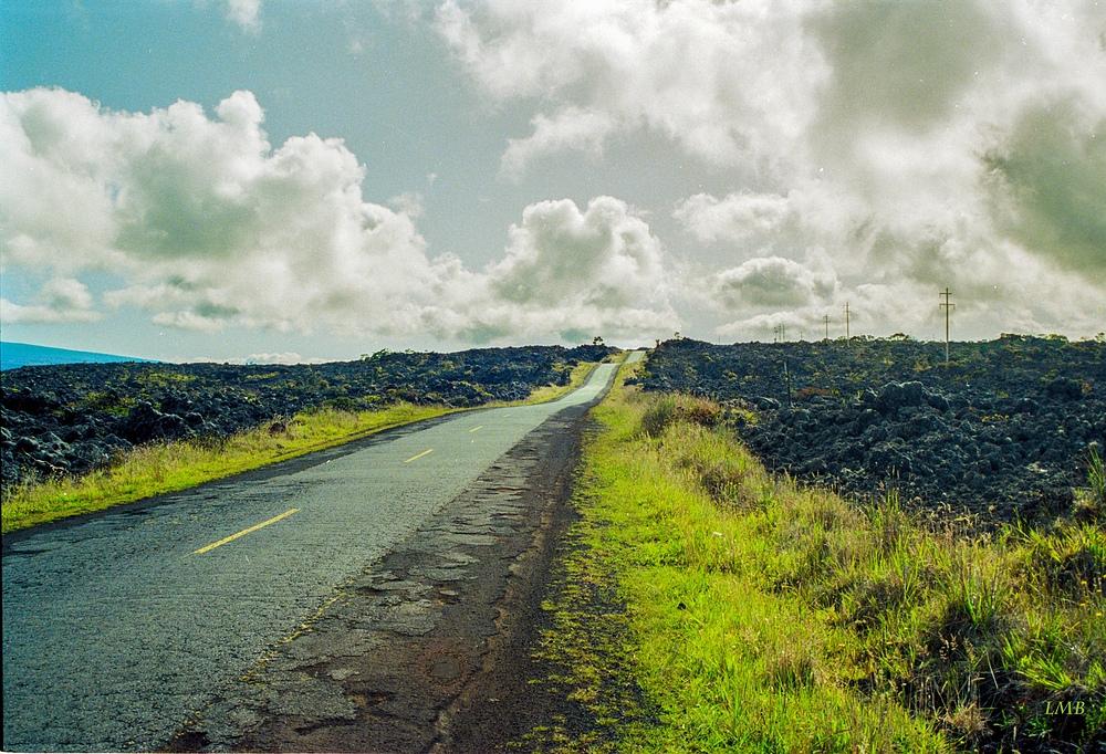 Kurzlebige Straße