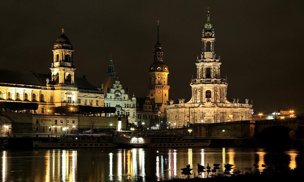 Kurzurlaub -Dresden