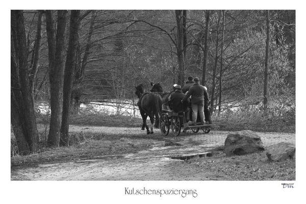 Kutschenspaziergang