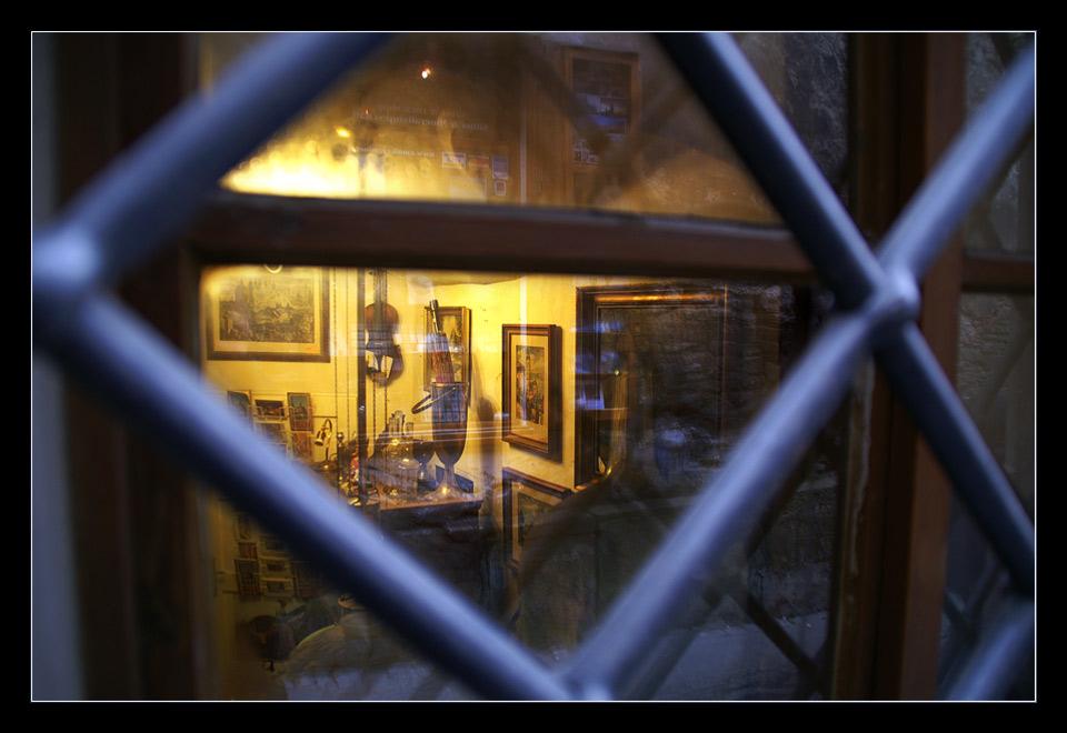 Kuttenberg (Kutna Hora), Antiquitätenladen