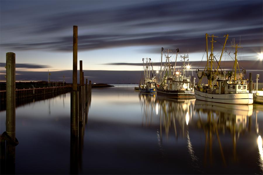Kutterhafen Wremen