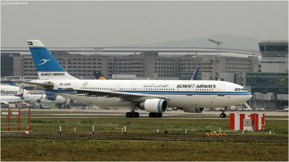 Kuwait Airways....