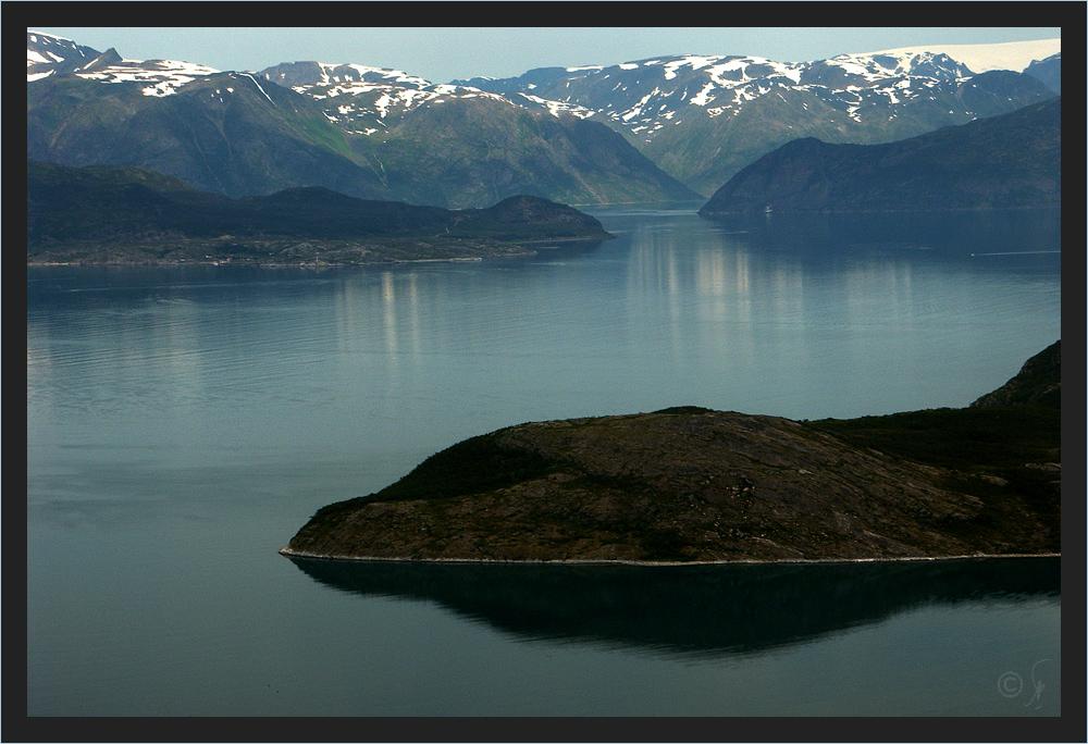 Kvaenangenfjord