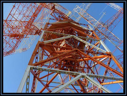 KW-Antenne in Nauen