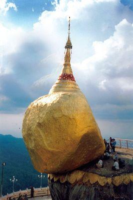 Kyaik Htee Yoe Pagoda