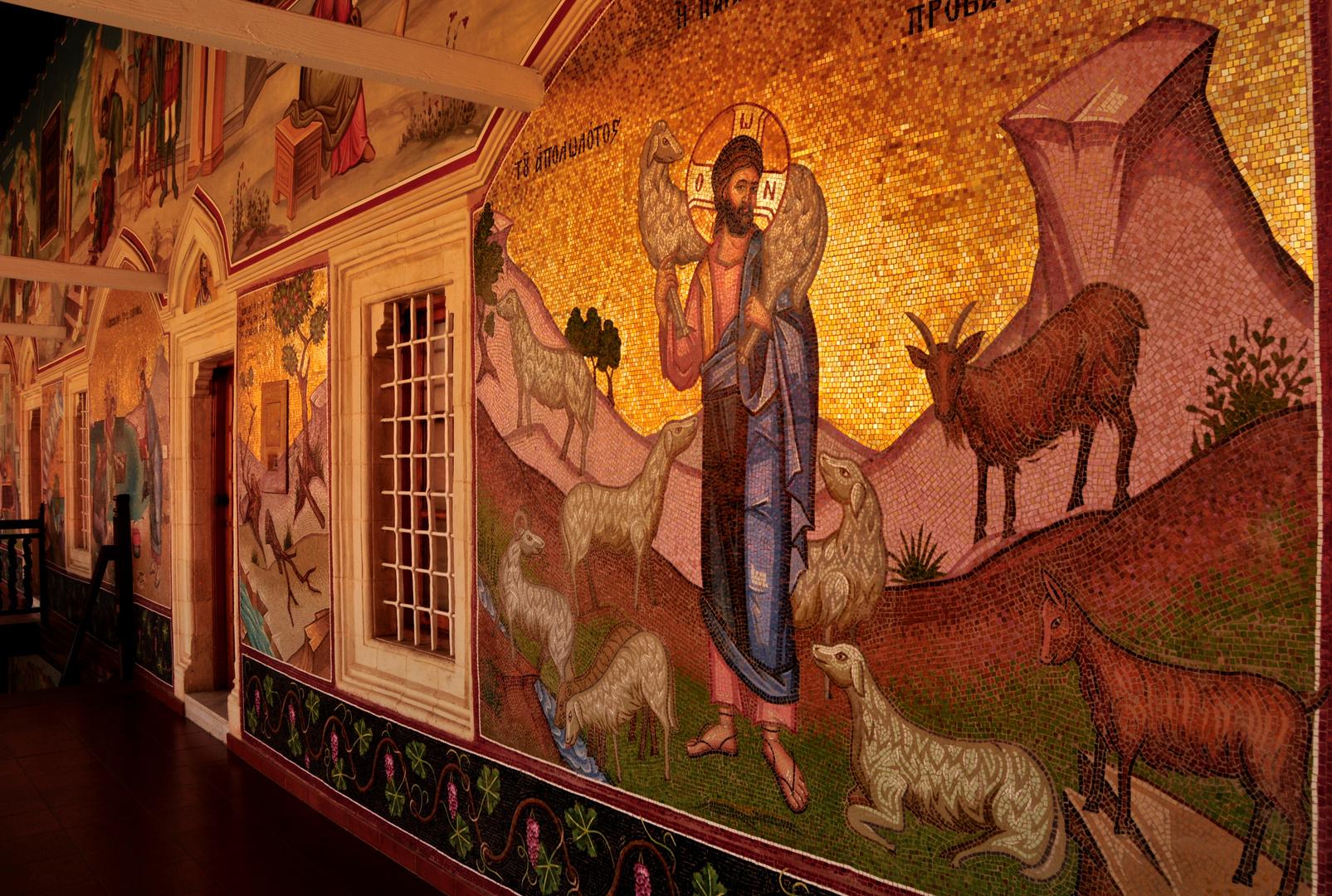 Kykko ist das reichste Kloster Zyperns