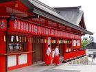 Kyoto - Fushimi Inari-Taisha Schrein