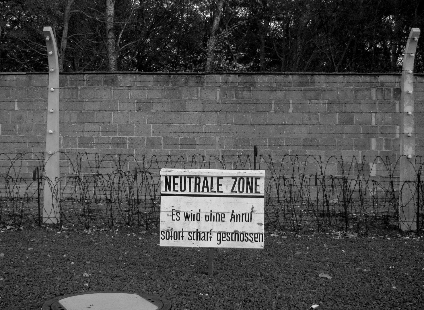 KZ Sachsenhausen - Warnung!!
