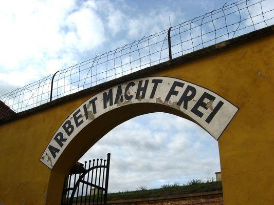 KZ Theresienstadt [Prag]