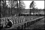 KZ Vaihingen/Enz - Gedenkfeier am 68. Jahrestag der Befreiung - (FhV-10sw)
