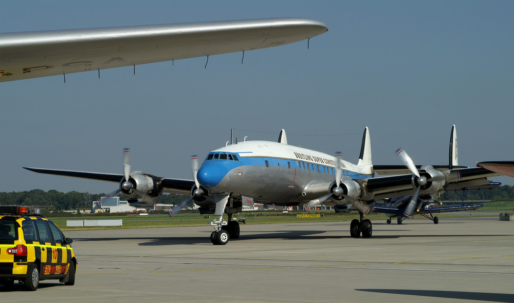 L-1049F Super Constellation - Baujahr 1955 -