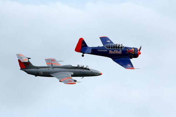 L-26 Delfin und T6