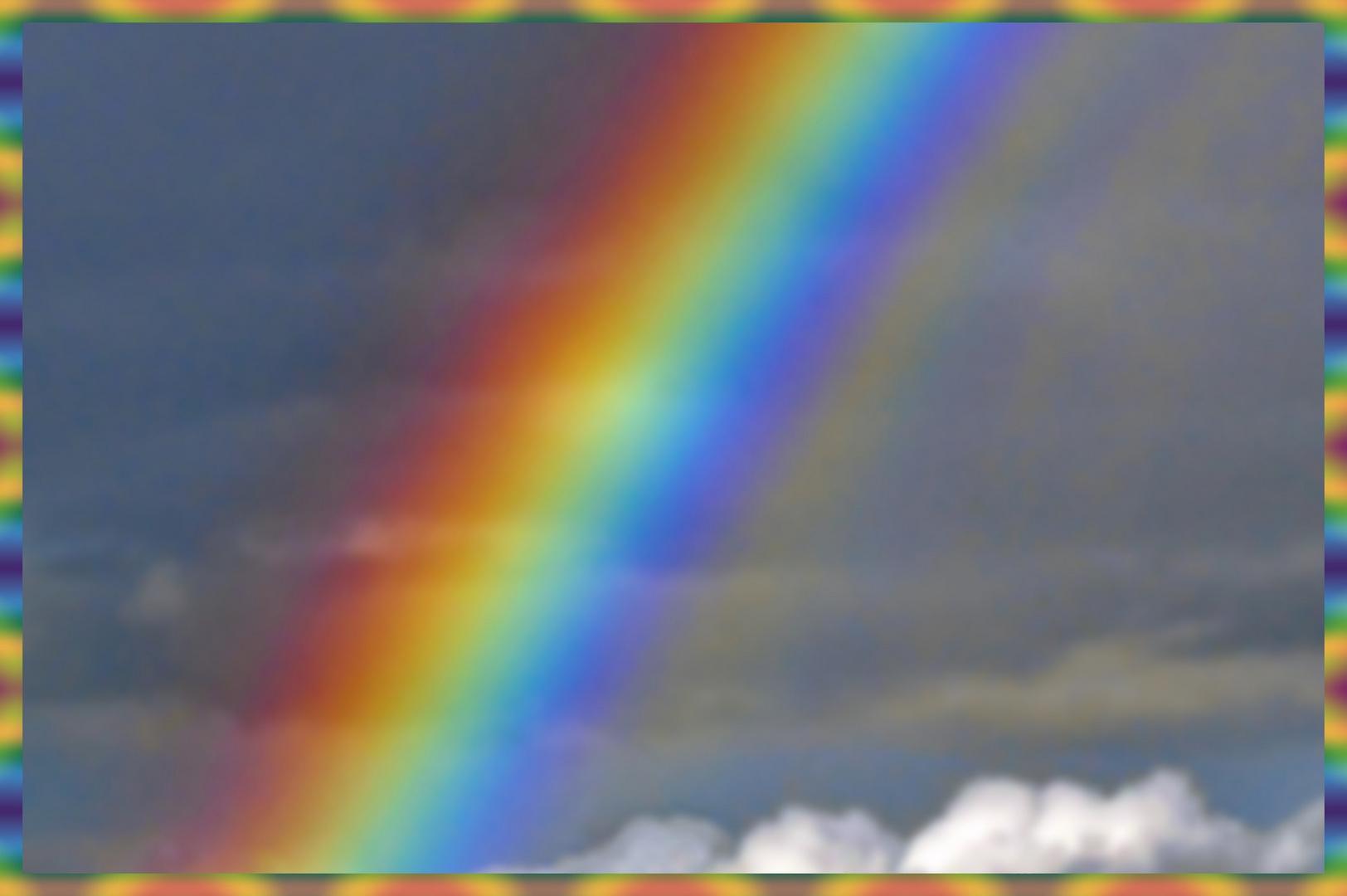 l arcobaleno...