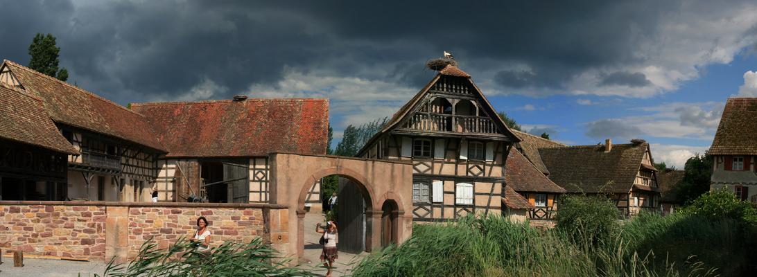 L' écomusée d' Alsace