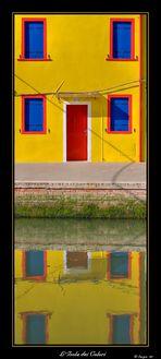 L' isola dei colori