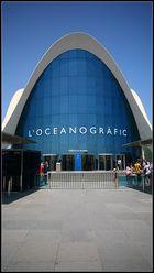 L' Oceanografic de La Ciudad de las Artes y las Ciencias