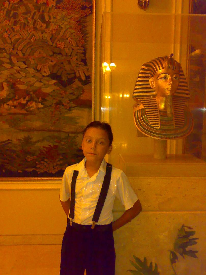 l' opera en egypte