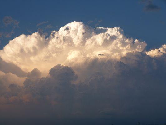 l orage arrive......
