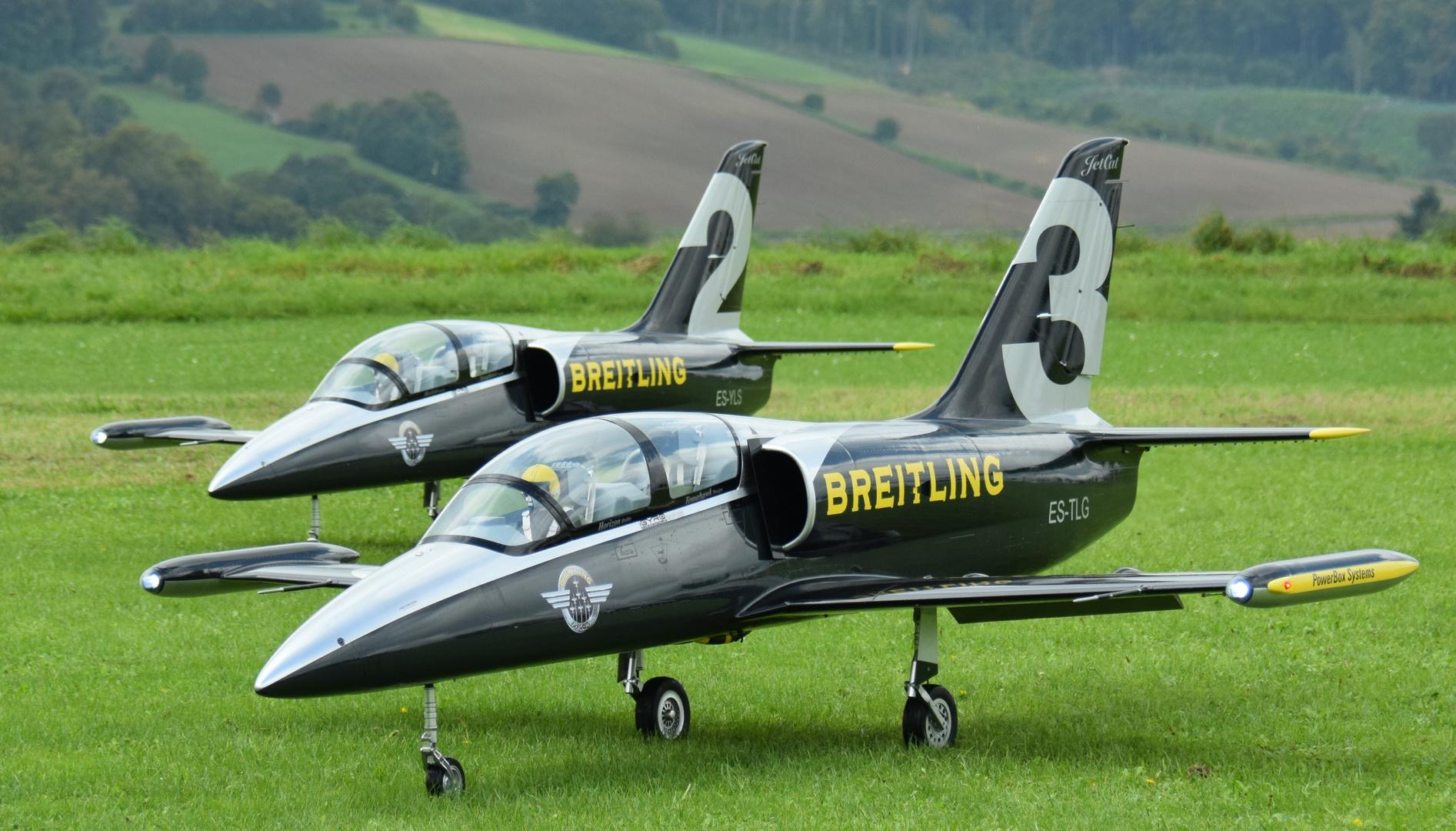 L39 Albatros .... Twins ......