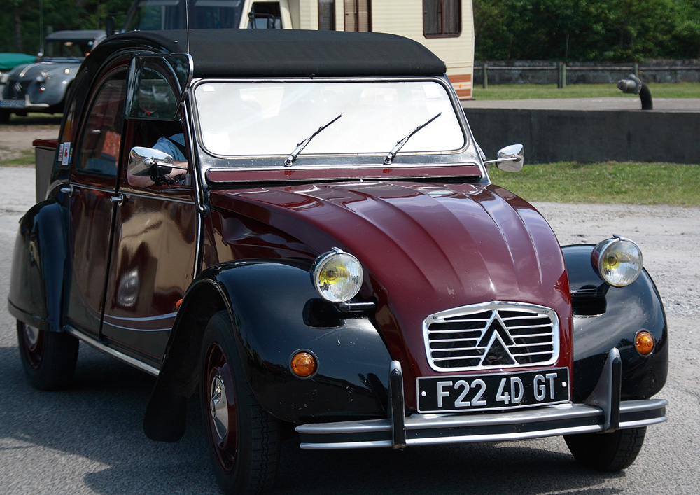 la 2cv charleston  photo et image